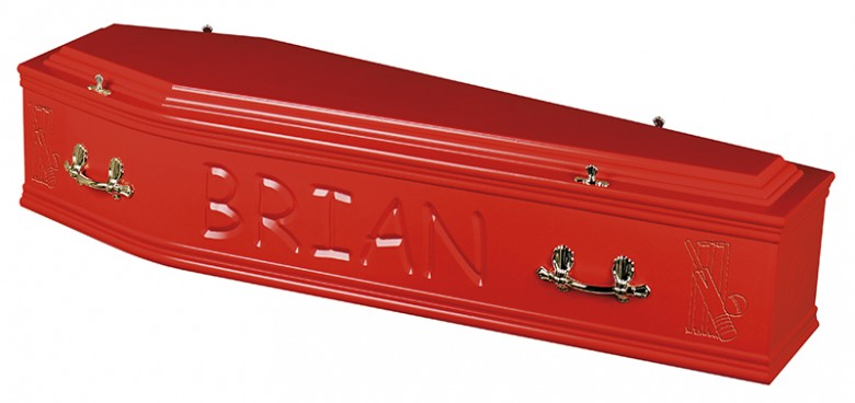 Red Coffin