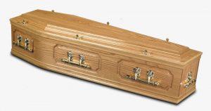 light_oak_buckingham_traditional_coffin
